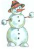 снеговике