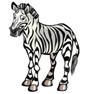 зебре