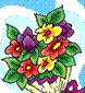 цветами