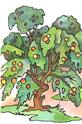 яблоне